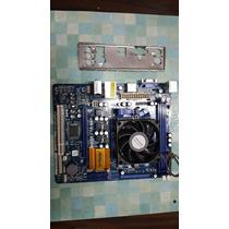 Asrock N68 Vs3 Ucc Con Sempron 145 2.8 Y Cooler