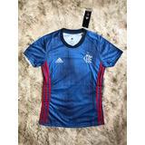Camisa Retro Flamengo Adidas Feminina - Camisas de Times Brasileiros ... 7b17250446f8d