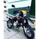 Protector De Barras Para Motocicletas Yamaha Xtz 125-250-660