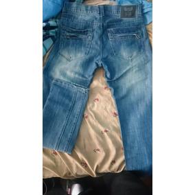 Jean Pantalon Machine Generation Para Hombre
