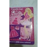 O Guarda Roupa Da Barbie S/ A Cartela De Adesivos Ler Anunci