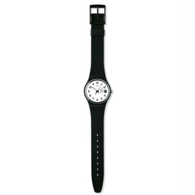 Reloj Unisex Swatch Once Again Negro