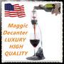 Magia Decantador Aireador Esencial Vino Rojo Set Regalo