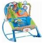 Silla Mecedora Azul Vibradora Zippy Toys Nueva Para Bebe