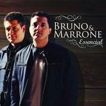 Cd Bruno E Marrone Essencial - Original E Lacrado Coletanea