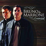 Cd Bruno E Marrone Essencial - Original E Lacrado Coletanea