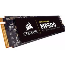 Ssd Corsair Mp500 240gb M.2 Pci-e Gen 3 - Garantia 3 Anos