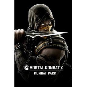 Mortal Kombat X - Pack Kombat - Playstation 4 Código Digita
