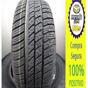 2 Pneus 165/70r13 Remold Novo Palio Uno Celta L!!!