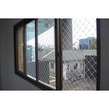 Rede Tela De Proteção Apartamento, Sacada, Janela *com Corda