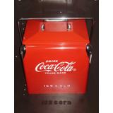 Hielera Retro Coca Cola