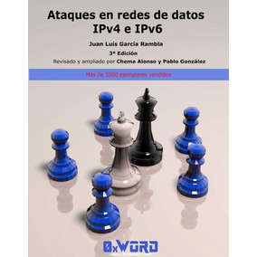 Pack #2 Libros Oxword Hacking Chema Alonso
