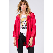 Campera Impermeable Marble Arch Desiderata Oficial