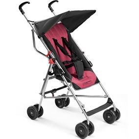 Carrinho De Bebê Guarda-chuva Pocket Rosa Multikids Baby