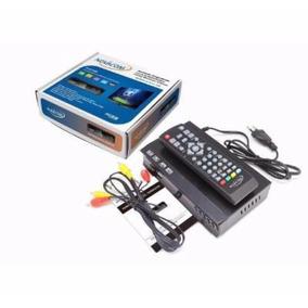 Conversor Digital Hd Tv + Antena Ultra