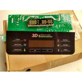 Placa Eletrônica Prensa 3d Mais Teclado Membrana