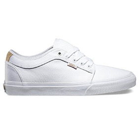 Vans Chukka Low Aloha Blanco Twill Skate Shoes Ee. Uu. Talla 8a3b9605043