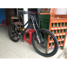 Bicicleta Specialized Demo 8 Carbono Talla M Año 2017