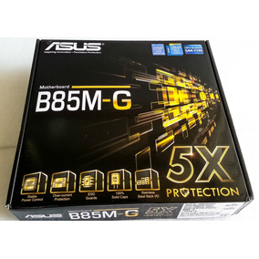 Mother Asus B85m-g