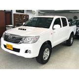 Toyota Hilux 4x4 2015 Motor 2.5