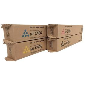 Kit Ricoh Mp C306 C406 407 Toner Cartridge | Ricoh Toner Set