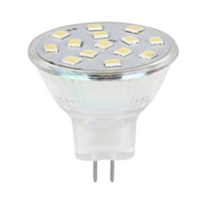 Lampara De Led Tipo Mr11 1,5w 127v Luz De Dia 6500k