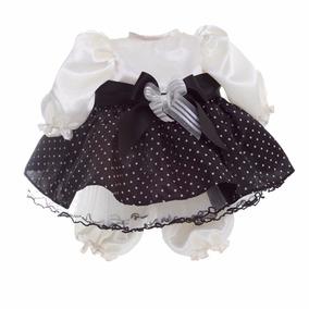 Roupa Boneca Adora Doll Girly Bebê Reborn Festa Aniversário