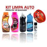 Kit Para Lavar Carro Produtos Para Lava Jato Pronta Entrega