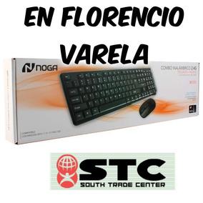 Combo Inalámbrico Noganet Teclado 2.4g + Mouse S5500