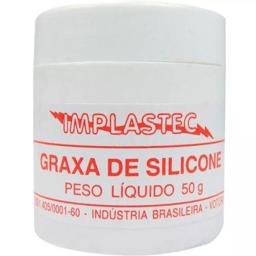 Graxa De Silicone Airsoft Paintball Airguns 50g 100% Pura
