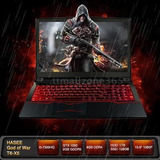 15,6 Hasee Gaming Laptop Notebook Pc I5-7300hq Gtx1050 2 8