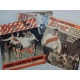 Revista River - Coleccion Años 1960 A 1989 Venta X Numero