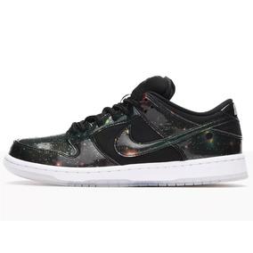 Tênis Nike Dunk Sb Low Trd Qs Galaxy 4:20,imediato.