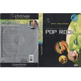 Dvd Lacrado Gradiente Dvdoke Pop Rock 1 Hits Nacionais