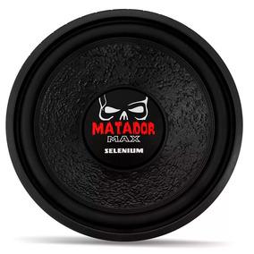 Alto Falante 15 Selenium Matador Max 15sw12advc 28023127