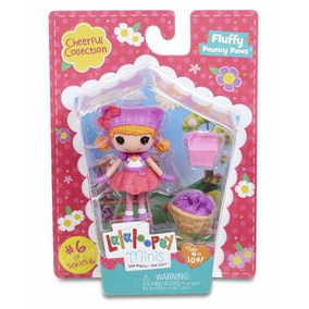 Lalaloopsy Mini Zapatos Y Gorro, Color Morado