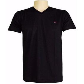 5 Camisa Camiseta Gola V Fio 30.1 Roupa Masculina Atacado