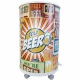 Refrigerador Cooler - 65 Latinhas - 110v - Novo - 40litros