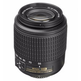 Nikkor Af-s 55-200mm F/4.5.6g Ed Vr Ii | Envío Gratis