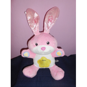Peluche Conejito Didactico Musical Vtech 34 Cms