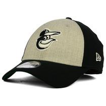 New Era Gorra Mlb Orioles Baltimore Mod Team Front Nva S/m