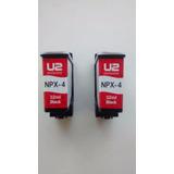 Cartuchos De Tinta Npx4 Para Codificadora Anser U2