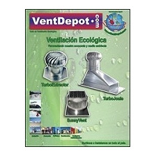Panfleto O Folleto De Ventilación Ecologica Ventdepot