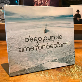 Deep Purple Time For Bedlam Cd