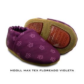 Max Tex Primavera Zapato Bebe Tela Gabardina Mooll