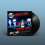U2 Hold Me Thrill Me Kiss Me Kill Me Single Vinilo Rsd Stock