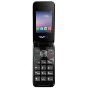 Celular Alcatel 2051d Flip Tela E Numeros Grandes Idoso
