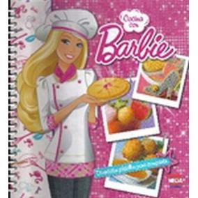 Cocina Con Barbie (diver. Plantillas P/c