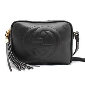 Bolsa Gucci Soho Réplica - Bolsas Femininas Preto no Mercado Livre ... 88146c7b2a