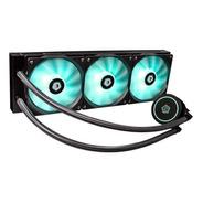 Water Cooler Cpu Id-cooling Auraflow X360 Rgb -amd/intel-360